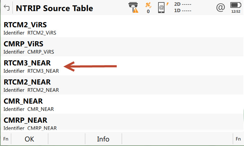 leica-captivate-ntrip-source-table